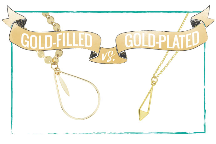 Blog Post: Gold-Filled vs Gold-Plated